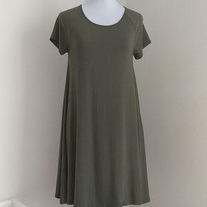 Old Navy Short Sleeve Jersey Swing Dress